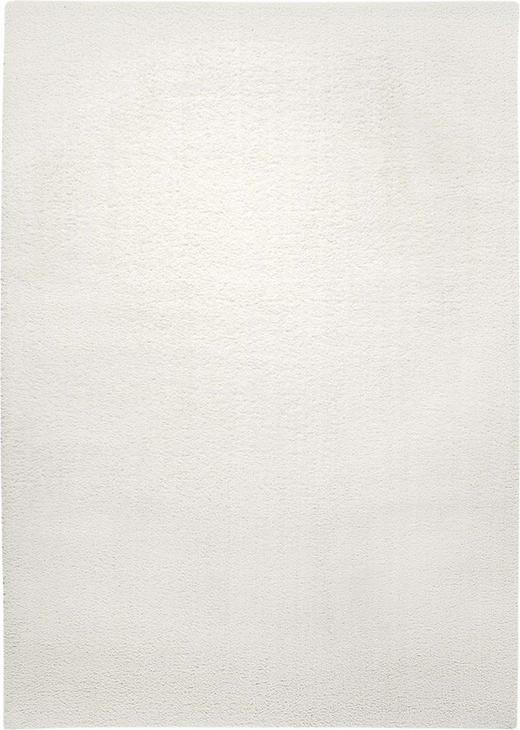 HOCHFLORTEPPICH  80/150 cm  gewebt  Weiß - Weiß, Basics, Textil (80/150cm) - Esprit