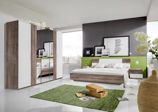 Schlafzimmer | Schlafzimmer Eichefarben Weiss Online Kaufen Xxxlutz