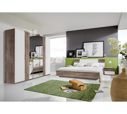 Schlafzimmer Eichefarben Weiss Online Kaufen Xxxlutz