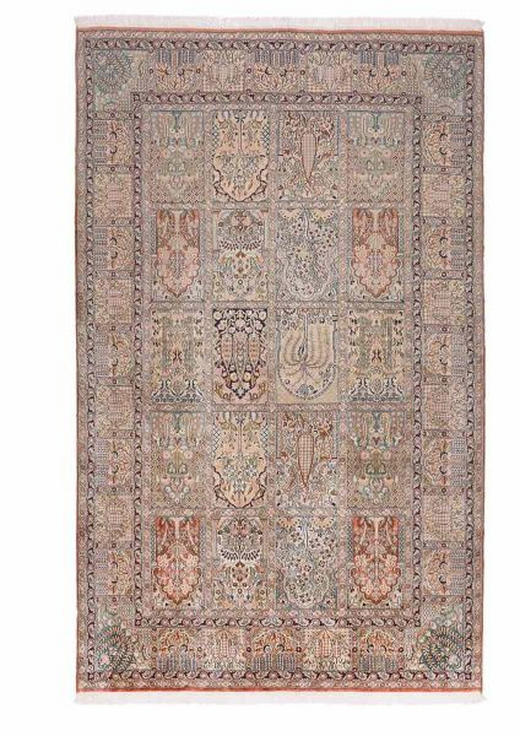 ORIENTTEPPICH  60/90 cm  Multicolor - Multicolor, Basics, Textil (60/90cm) - Esposa