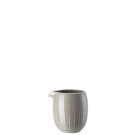 MILCHKÄNNCHEN - Grau, Basics, Keramik (0,42l)