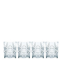 WHISKYGLAS 4-teilig - Klar, KONVENTIONELL, Glas (8,2/10,2cm) - Nachtmann