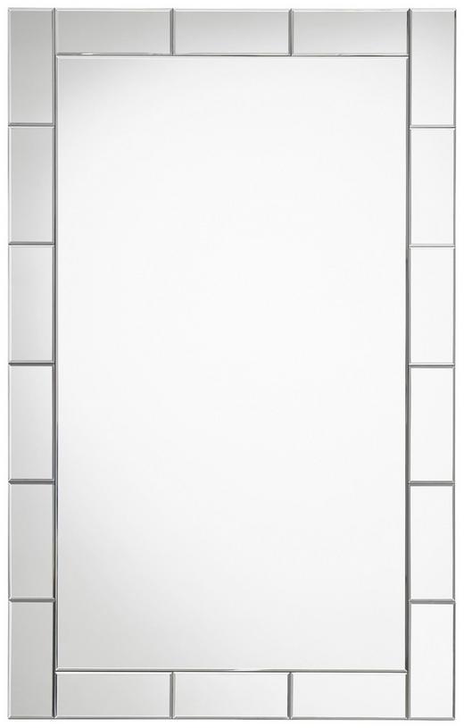 SPIEGEL - Silberfarben, Design, Glas (95/150/1,9cm) - Xora