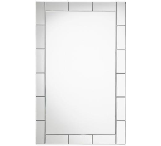 SPIEGEL Silberfarben - Silberfarben, Design, Glas (95/150/1,9cm) - Xora