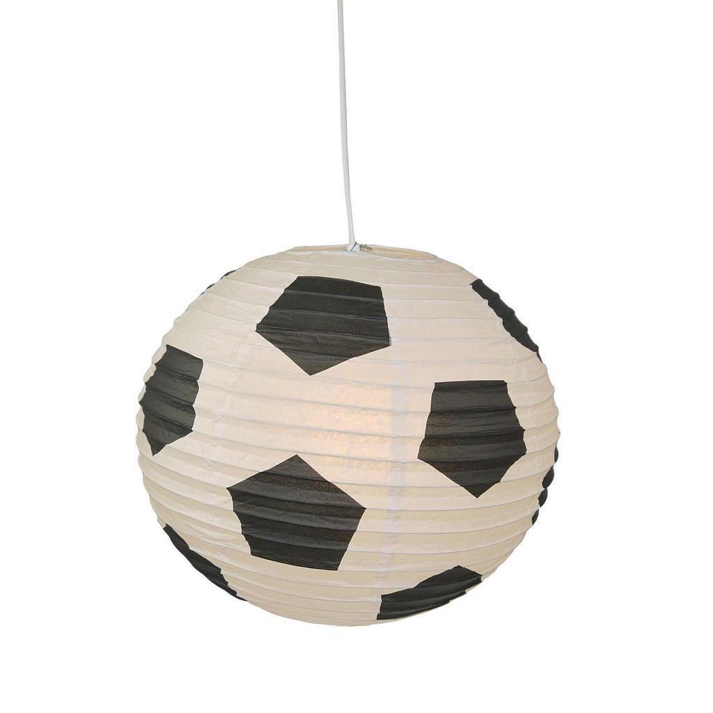 Fußballlampe
