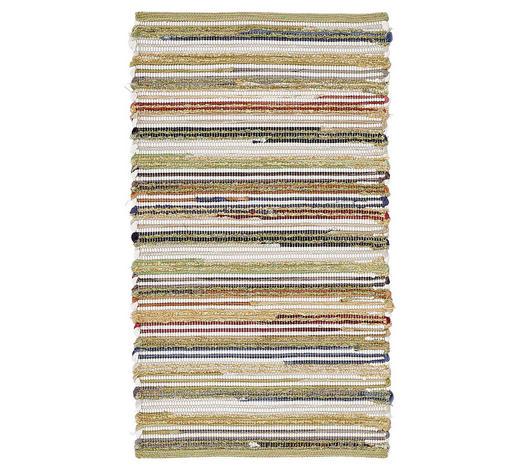 LÄUFER 70/250 cm  - Multicolor, Natur, Naturmaterialien (70/250cm) - Linea Natura