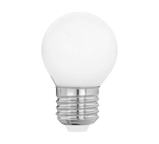LED ŽÁROVKA - bílá, Basics, sklo (7,5cm) - Homeware
