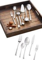 ZWILLING Besteckset  68-teilig  Edelstahl - Silberfarben, Basics, Metall - ZWILLING