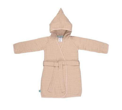 KINDERBADEMANTEL  Pink  - Pink, Basics, Textil (92/98null) - Lässig