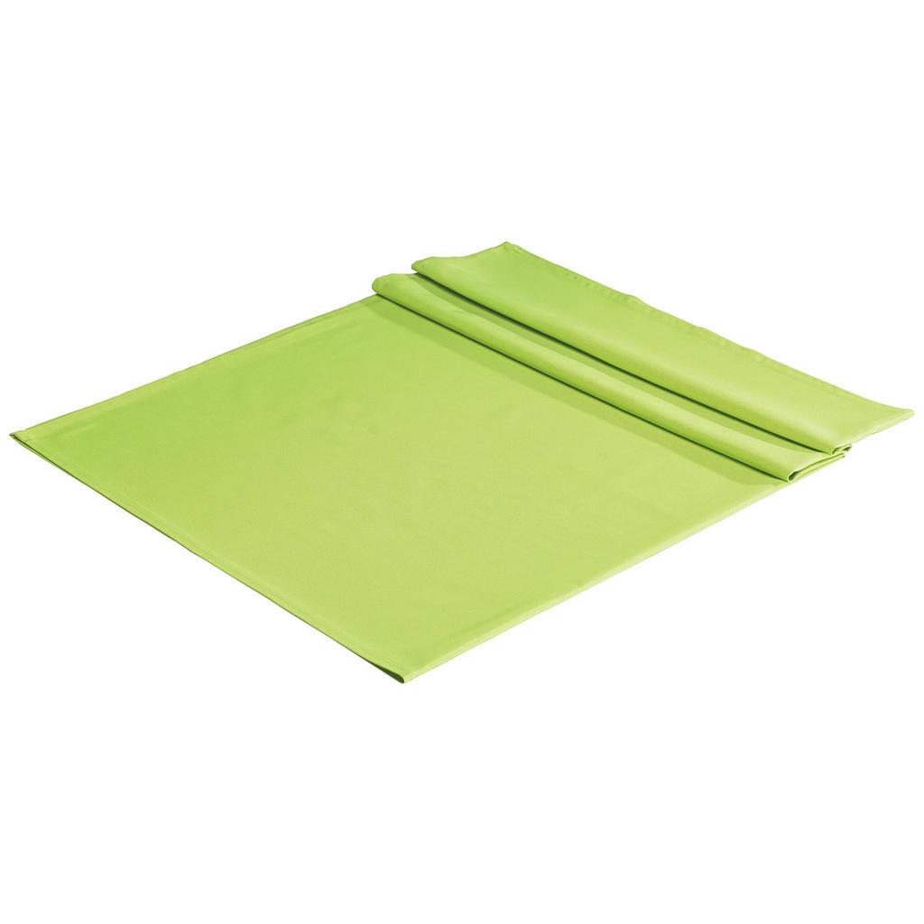 Hellgrüne Tischdecke für die Frühlingszeit