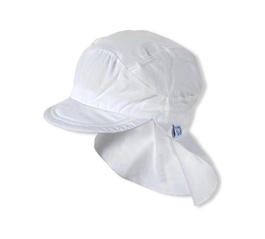 MÜTZE - Weiß, Basics, Textil (51null) - Sterntaler