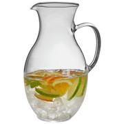 Krug  - Transparent, Basics, Glas (1,5l) - Homeware