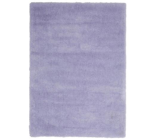 HOCHFLORTEPPICH - Hellblau, KONVENTIONELL, Textil (80/150cm) - Novel