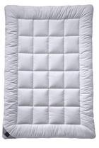 CELOLETNA PREŠITA ODEJA CARAT - bela, Konvencionalno, tekstil (135-140/200cm) - Billerbeck