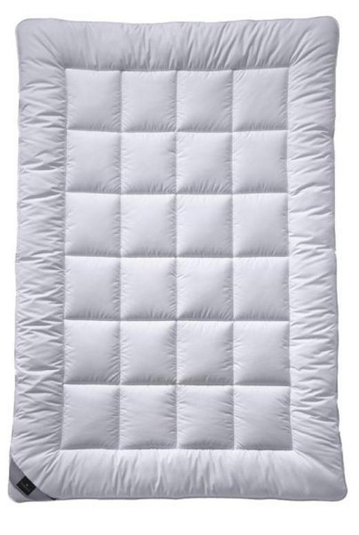 ZIMSKA PREŠITA ODEJA CLASSIC - bela, Konvencionalno, tekstil (135-140/200cm) - Billerbeck