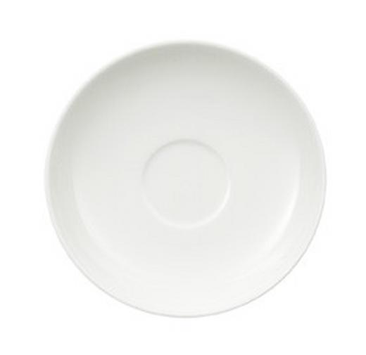 UNTERTASSE - Weiß, Basics, Keramik (12cm) - Villeroy & Boch