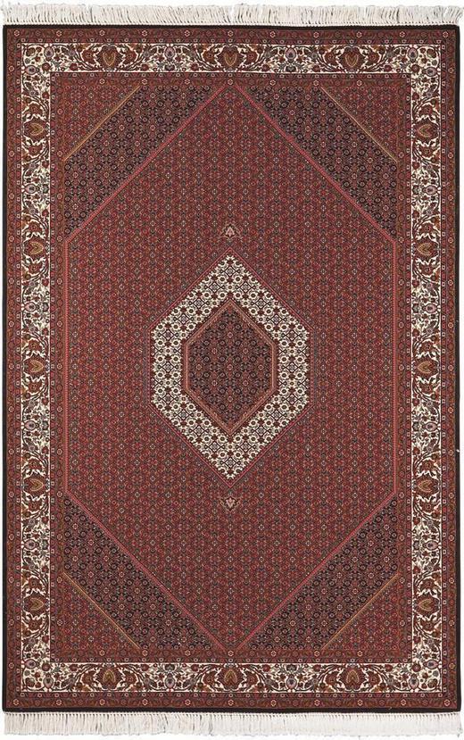 WEBTEPPICH - Rot, KONVENTIONELL, Textil (200/300cm) - ESPOSA