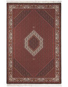 WEBTEPPICH - Rot, LIFESTYLE, Textil (200/300cm) - Esposa