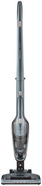 AKKU-HANDSTAUBSAUGER VCH 9631 - Blau/Silberfarben, KONVENTIONELL, Kunststoff (16,1/63/34,5cm) - Grundig
