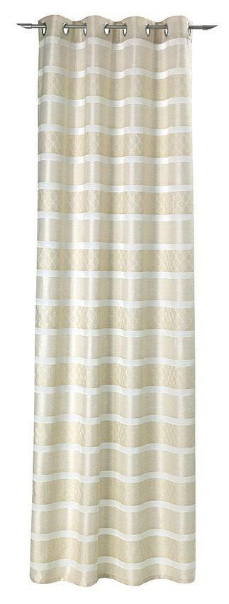 ÖSENSCHAL    140/250 cm - Naturfarben, Design, Textil (140/250cm) - Joop!