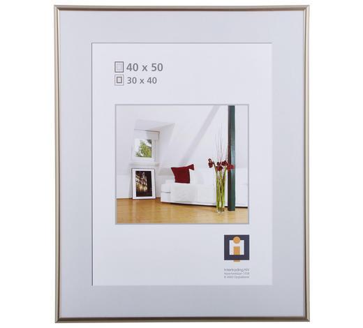 RÁM NA OBRAZY, 40/50 cm, antracitová - antracitová, Basics, umělá hmota/sklo (40/50cm)