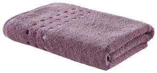 HANDTUCH 50/100 cm  - Pink, Basics, Textil (50/100cm) - Esposa