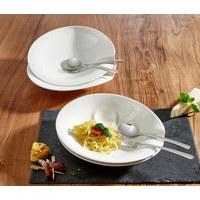 PASTATELLER Keramik Fine China 2-teilig  - Weiß, Basics, Keramik (30,7cm) - Villeroy & Boch