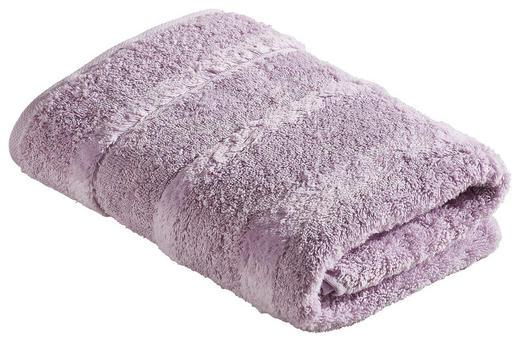 HANDTUCH 50/100 cm - Rosa, LIFESTYLE, Textil (50/100cm) - Cawoe