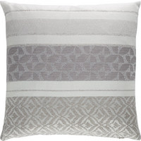 ZIERKISSEN 50/50 cm - Taupe, Design, Textil (50/50cm) - Novel
