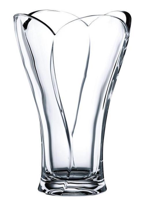VASE - Klar, Basics, Glas (27cm) - Nachtmann