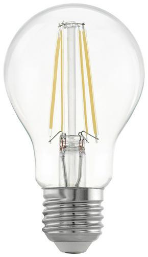LED - klar, Basics, glas (10,7  cm) - Homeware