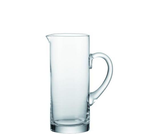 GLASKRUG  - Klar, KONVENTIONELL, Glas (1,5l) - Leonardo