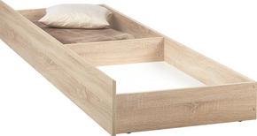 SÄNGLÅDA - Sonoma ek, Design, träbaserade material/plast (198,6/23/63,5cm) - Low Price