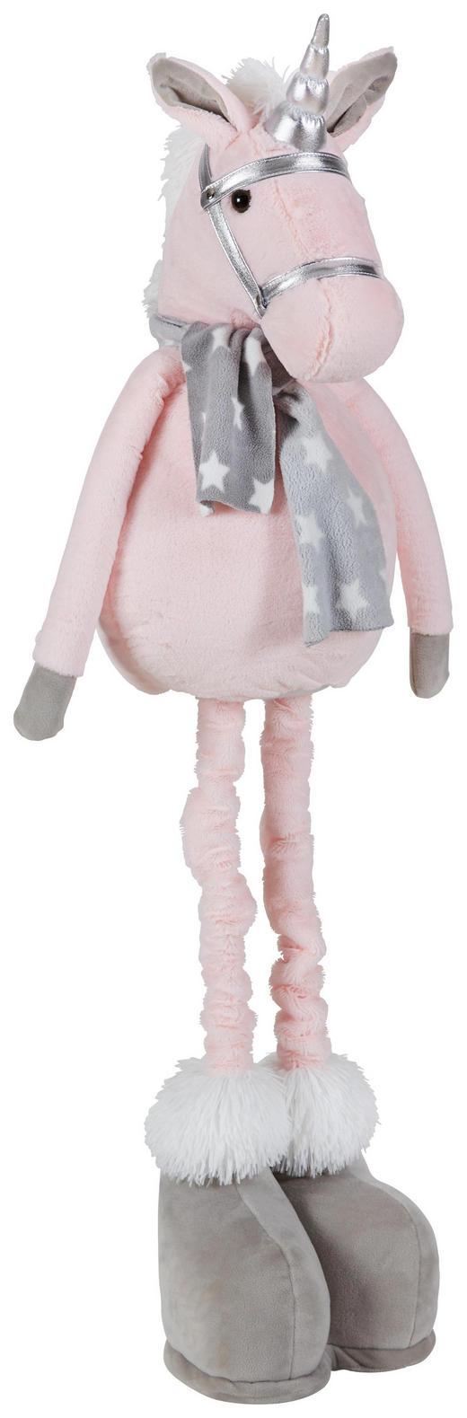SPIELZEUGFIGUR - Rosa, Basics, Textil (60-80cm) - Ben'n'jen