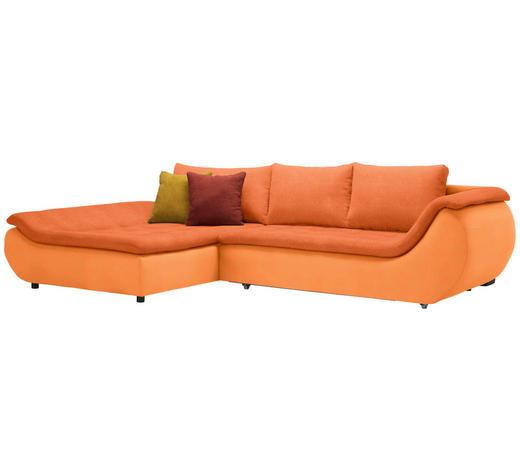 Wohnlandschaft In Textil Orange Online Kaufen Xxxlutz
