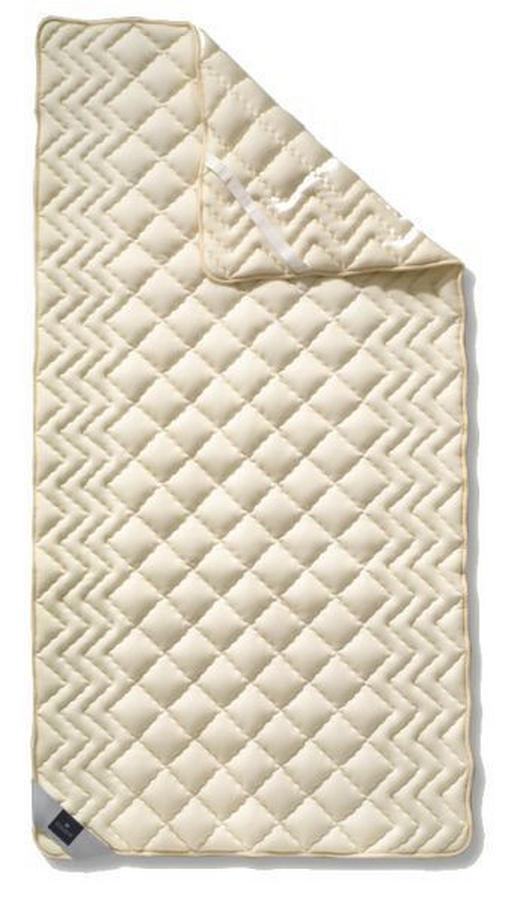 MATRATZENAUFLAGE 140/200 cm - Naturfarben, Basics, Textil (140/200cm) - BILLERBECK