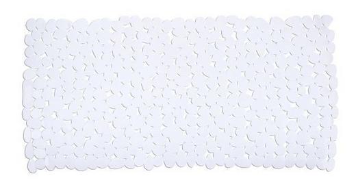 BADEWANNENEINLAGE - Weiß, KONVENTIONELL, Kunststoff (36/71cm)