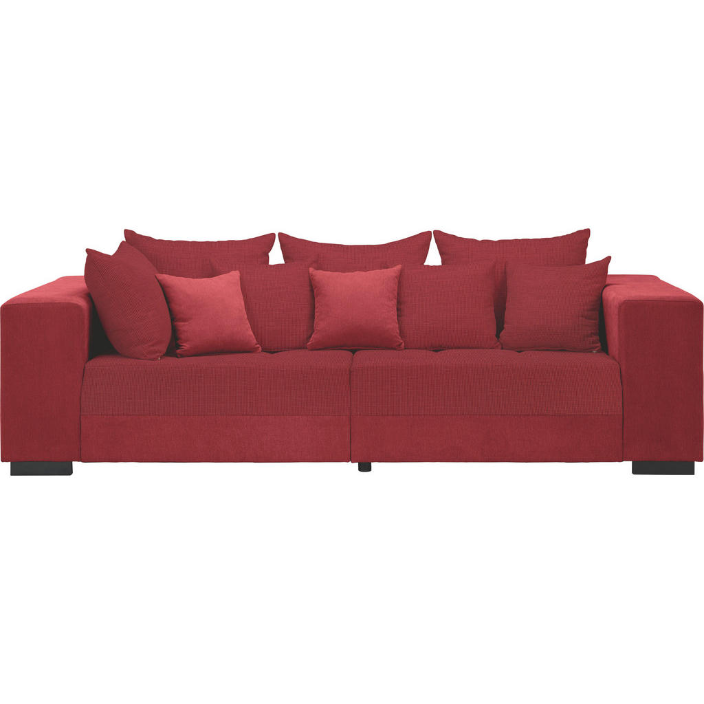Carryhome BIGSOFA Webstoff Rot