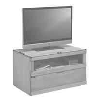 TV-ELEMENT 90/50/50,6 cm - Eichefarben, KONVENTIONELL, Holz (90/50/50,6cm) - Cantus