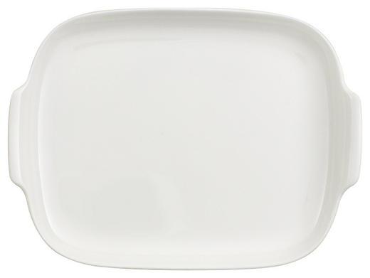 BUTTERDOSE Keramik Bone China - Weiß, Basics, Keramik (15/20cm) - Villeroy & Boch