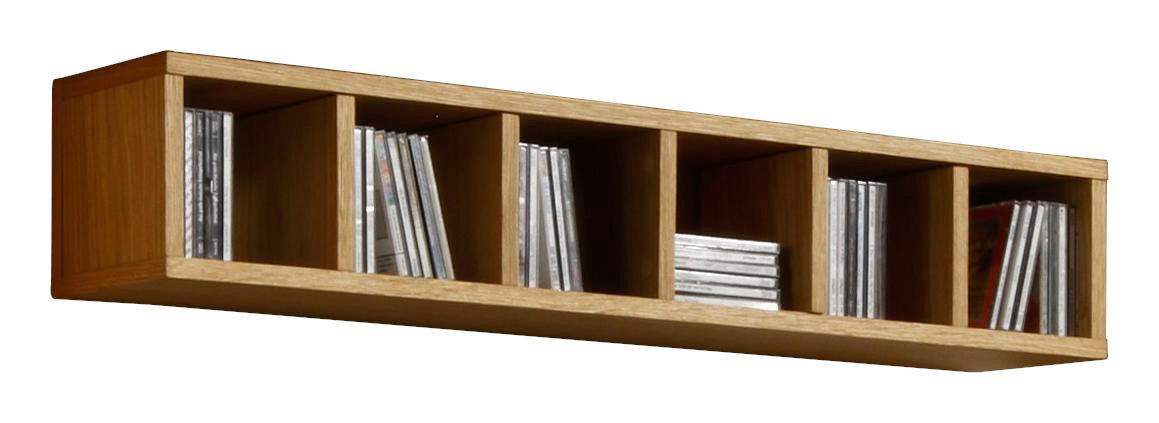 High Quality CD REGAL Asteiche Furniert, Massiv Eichefarben   Eichefarben, Basics, Holz  (115