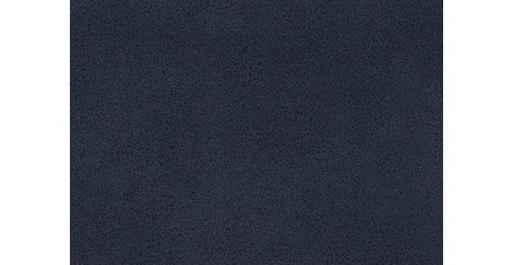 WOHNLANDSCHAFT in Textil Blau - Blau/Beige, Natur, Textil/Metall (298/178cm) - Valnatura