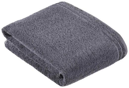 BADETUCH - Grau, Basics, Textil (100/150cm) - Vossen