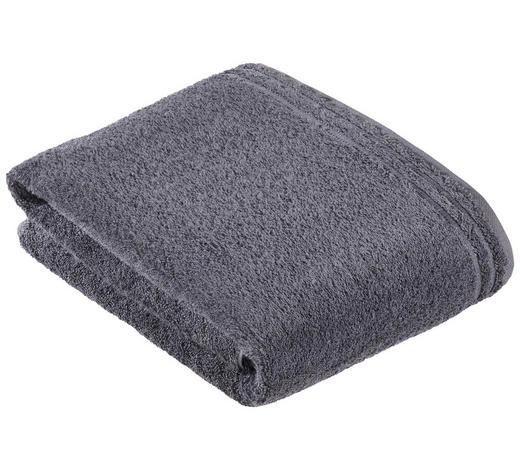 OSUŠKA, 100/150 cm, šedá - šedá, Basics, textil (100/150cm) - Vossen