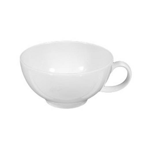 TEETASSE - Weiß, Basics, Keramik (0.21l) - Seltmann Weiden