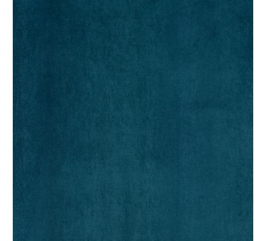 DEKOSTOFF per lfm blickdicht  - Petrol, Basics, Textil (150cm) - Esposa