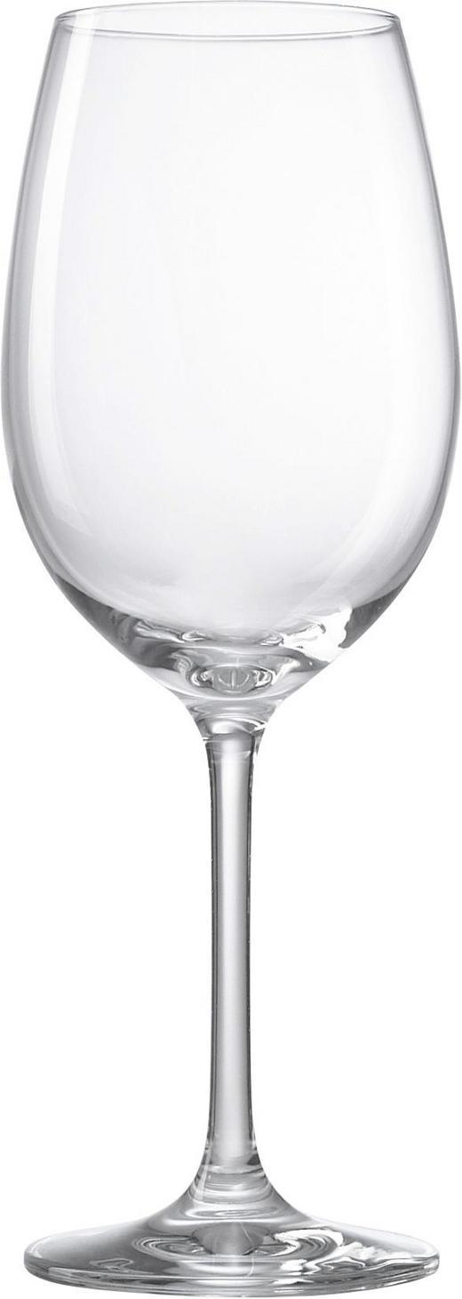 WEIßWEINGLAS - Klar, Basics, Glas (26.5/18.4/22.2cm) - Novel