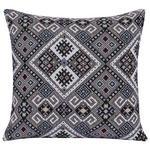 Zierkissen Ethno - Multicolor, MODERN, Textil (45/45cm) - Luca Bessoni