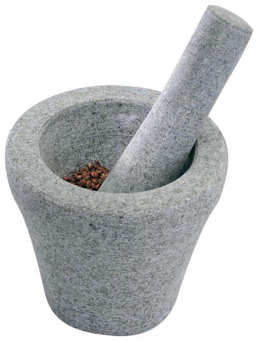 MÖRSERSET - Anthrazit, Basics, Stein (13cm) - Gefu