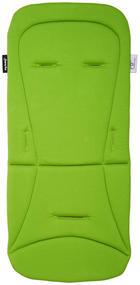 VLOŽKA DO KOČÁRKU - zelená, Basics, textilie (78/34/2cm) - My Baby Lou